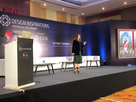 """Analyst Paola De Luca urges Indian designers to """"deconstruct then reconstruct"""""""