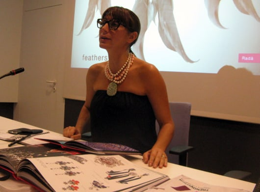 Style expert Paola De Luca outlines trend vision for 2014+