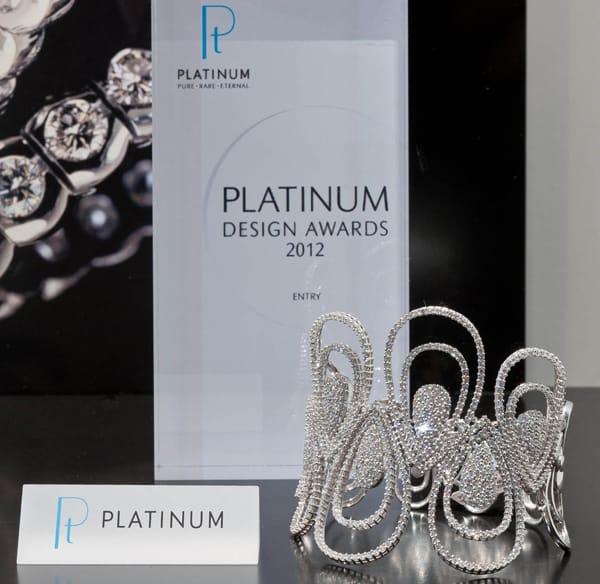 Winners announced at BASELWORLD Platinum Design Awards