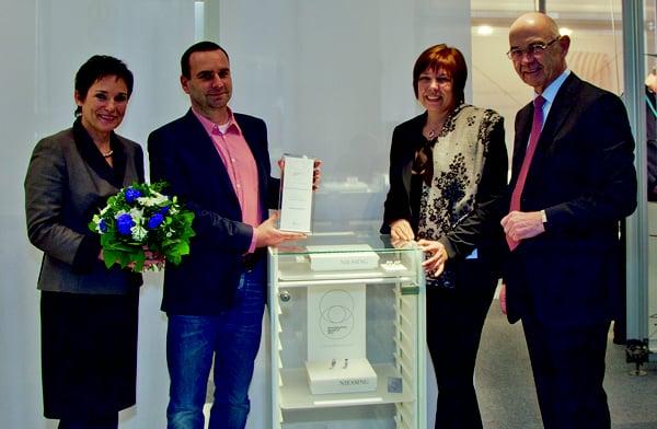 "German manufacturers win ""Platinum Promenade"" awards"