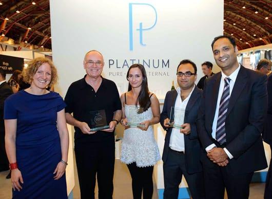 PGI announces 2012 Platinum Trail Winners at IJL