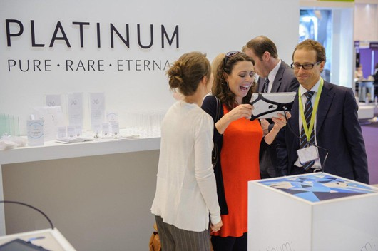 Holition launches 3D technology with PGI at IJL
