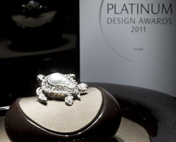 BASELWORLD, Platinum Design Awards, Platinum Guild International