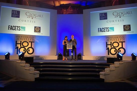 Jewellery News – Glitterati of UK jewellery trade celebrate busiest ever Professional Jeweller Hot 100