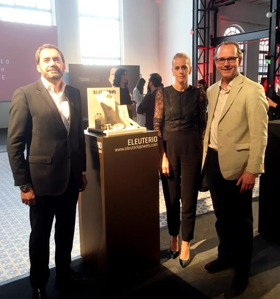 Fashionistas and media celebrate Portuguese jewellery brands
