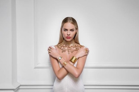 "Jewellery & Watch Birmingham selects piece from Rachel Galley's Enaki Sun collection as ""hero"" image"