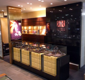 Rodney Rayner opens boutique in Takashimaya Tokyo