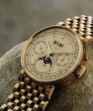 Sotheby's to auction Rolexes that belonged to post-World War Two leaders