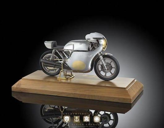 Master craftsman Simon Coldicott wins Jacques Cartier Memorial Award