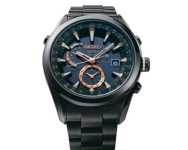 Seiko Astron – the world's first GPS solar watch
