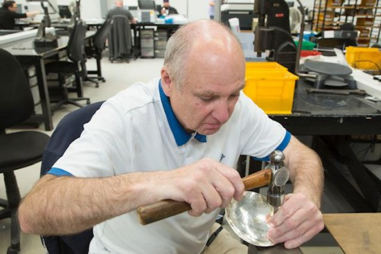 Sheffield Assay Office offers first-rate service, collection and delivery