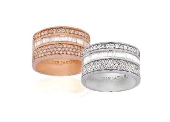 Danish jewellery brand Sif Jakobs presents new website