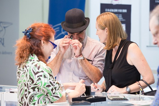 Singapore Jewellery and Gem Fair returns in November