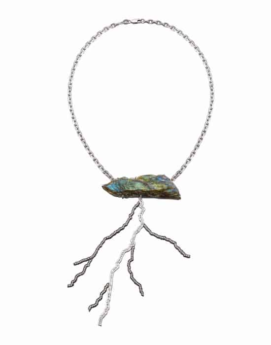 Solange Azagury-Partridge loves bold exotic colour combinations