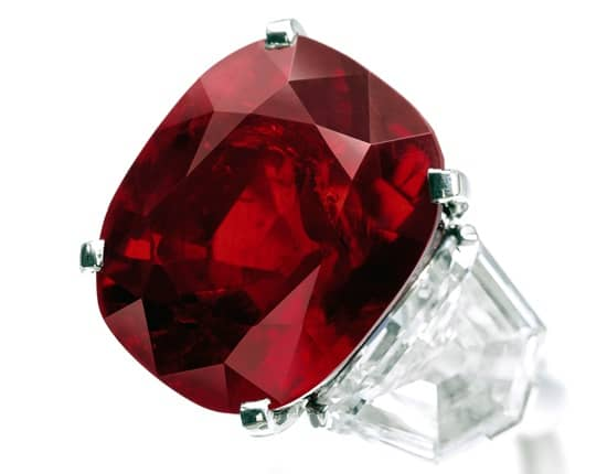 Highest ever total for a jewellery auction: Sotheby's Geneva sale of Magnificent & Noble Jewels realizes $160.9 million