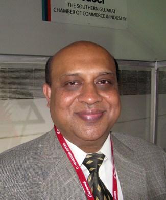 Dilip Shah, BR Designs, Surat, India