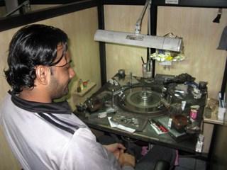 The Hari Krishna Group, diamond jewellery manufacturing factory, Surat,  Pintu Dholakia