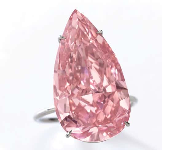 """Sotheby's Geneva to auction """"Unique Pink"""" diamond in May"""