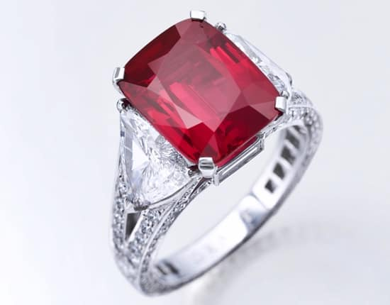 Sotheby's Geneva sale sets world auction record for a ruby