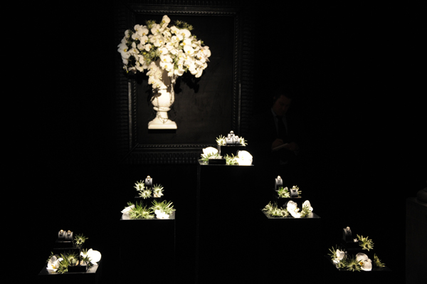 Stephen Webster bridal collection features Forevermark diamonds