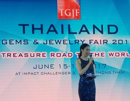 Wide selection of gems, jewellery on offer at Thailand Gems & Jewelry Fair
