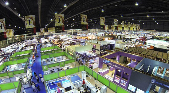 TGJTA to Host Inaugural Thailand Gems & Jewelry Fair 2017