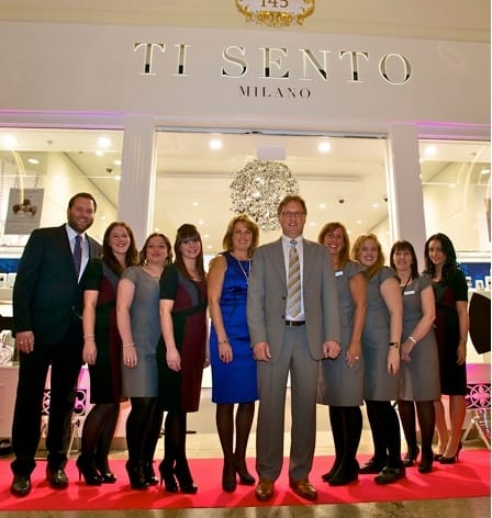 Jewellery News-Ti Sento flagship store officially opens in Manchester