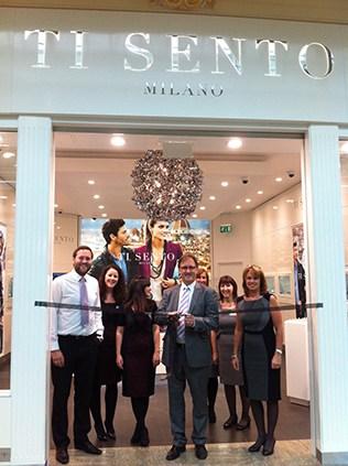 Ti Sento opens first UK standalone store