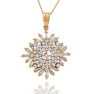 Tulja Jewellers, Diamond pendant