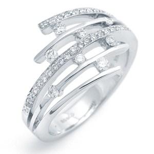 Tulja Jewellers Platinum Ring