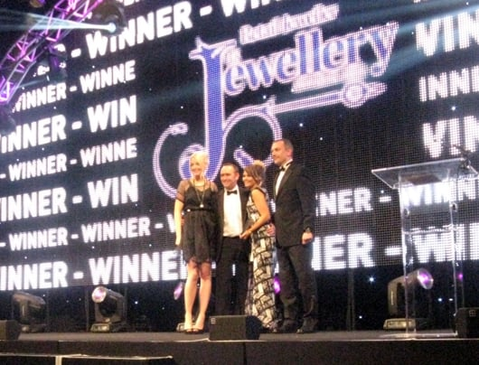 UK jewellers gather to toast top talent