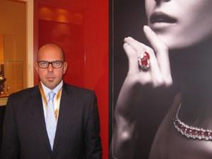 Umberto Picchiotti, President, Picchiotti Fine Jewellery
