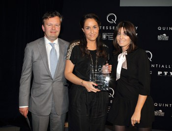Van Cleef & Arpels wins Fine Jeweller of the Year award