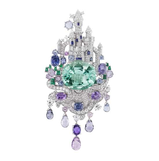 Van Cleef and Arpels launch their High Jewellery Collection, Peau d'Âne