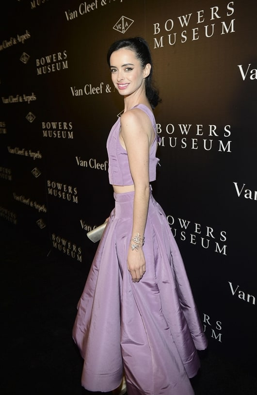 Van Cleef & Arpels celebrates launch of exhibition at Bowers Museum in California