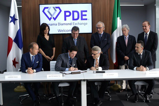 PDE and Vicenza Fair to cooperate on projects to advance Latin America's gem, jewel sectors
