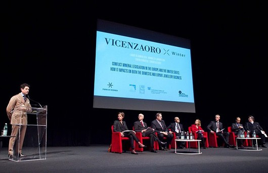 Seminar in Vicenza examines challenges created by conflict minerals legislation in U.S. and Europe