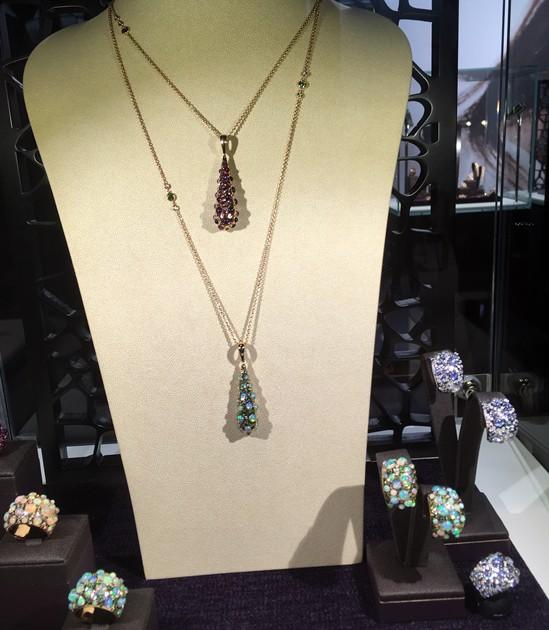 Jewellery News, Rodney Rayner jewellery
