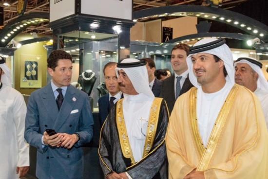 Brisk start to first edition of VicenzaOro Dubai