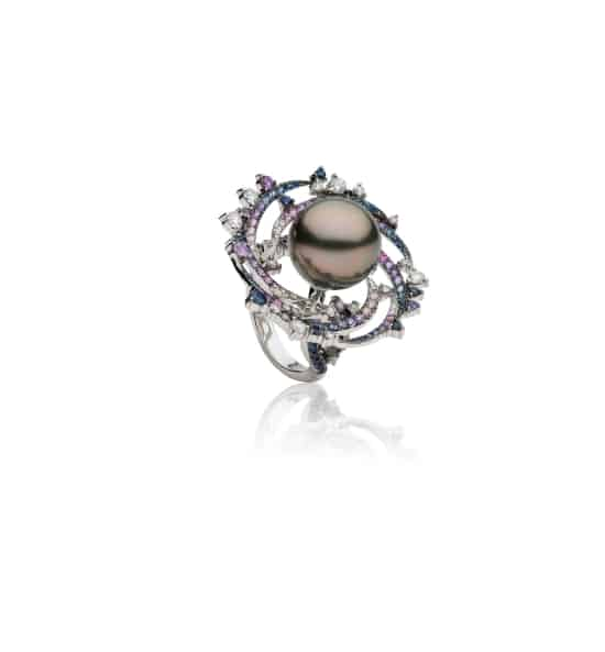 Fine jewellery on show in ICON area at VICENZAORO September