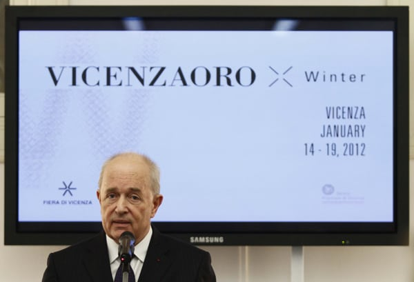 VICENZAORO Winter opens, calls for innovation to drive exports