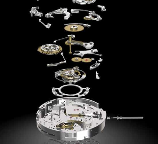 Graff unveils Diamond MasterGraff Grand Date Dual Time Tourbillon