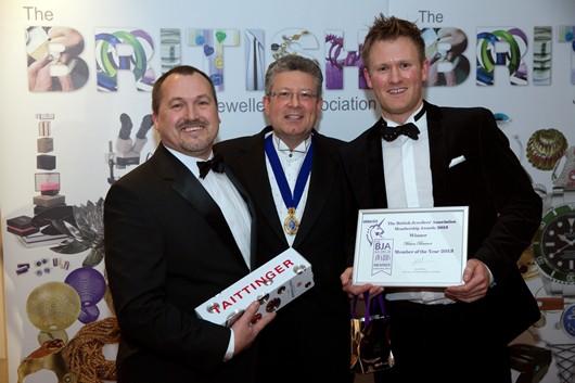 Jewellery News-Weston Beamor wins BJA Member of the Year Award