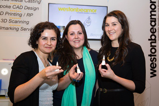 Minimalist rings win Weston Beamor's annual design competition
