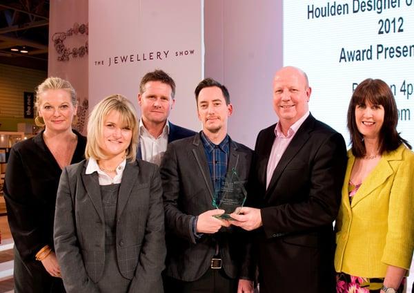 William Cheshire wins Houlden design award