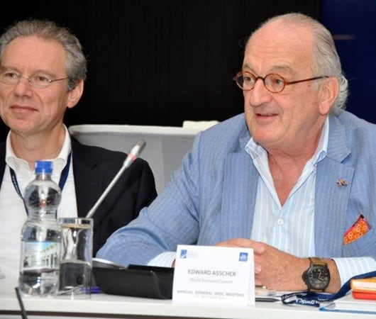 World Diamond Council concludes 2014 annual general meeting in Antwerp