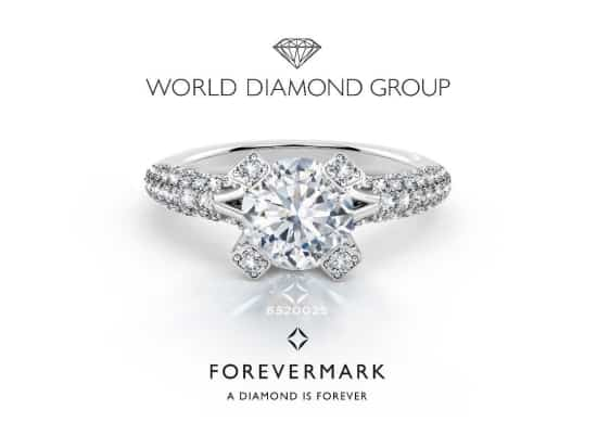 World Diamond Group wins licence for Forevermark sales in Italy