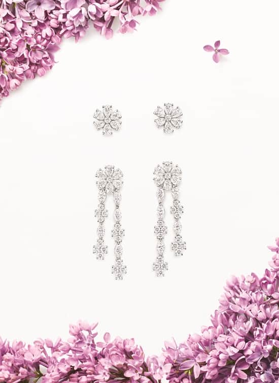 Forget-me-not by Harry Winston