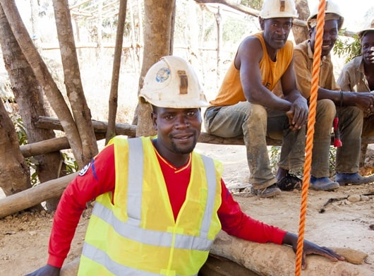 CMJ chief Willie Hamilton to visit Africa Fairtrade Gold mines