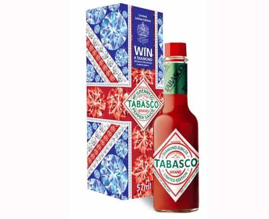 William & Son, TABASCO join forces for Queen's Jubilee